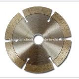Segment Dry Cutting Diamond Saw Blade para Piedra, Mármol, Granito