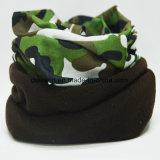 Bandana polar de encargo hecho punto inconsútil de ciclo promocional Headwear del paño grueso y suave