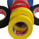 Bande électrique colorée d'isolation de PVC, papier de faisceau noir ou personnalisé