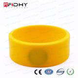 MIFARE mais o Wristband do silicone de S 2k RFID NFC