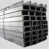 barra de hierro en U del edificio 201 304 430 316L