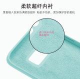 Cajas del silicio de la cubierta del teléfono móvil para la galaxia S8 de Samsung