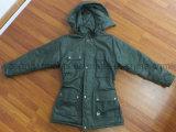 숙녀는 덧댔다 겨울 방수 폴리에스테 Parka 재킷 의복 (IC30)를