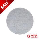 Disco abrasivo del papel de la arena del óxido de aluminio para el gancho de leva y la pista que enarena del bucle