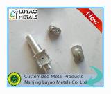Aluminium van uitstekende kwaliteit CNC die het CNC machinaal bewerken die het Machinaal bewerken van het Roestvrij staal van de Delen van het Messing machinaal bewerken