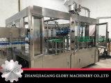 Het Flessenvullen die van de Lijn van de verpakking en de Machine van de Etikettering afdekken