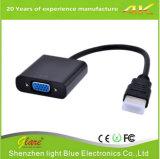 высокоскоростной VGA 1080P к кабелю HDMI