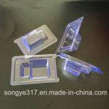 PVC明確な携帯電話の充電器のプラスチック包装及びボックス