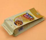 Seitlicher Stützblech-Reis-Kunststoffgehäuse-Beutel