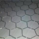 Гальванизированное шестиугольное плетение провода/плетение мелкоячеистой сетки