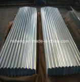 Feuilles en acier de toiture de PPGI galvanisées par perfection