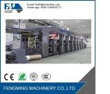 Impresora acanalada de Flexo de la prueba preliminar del cartón