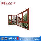 Het aangemaakte Openslaand raam van het Aluminium van de Onderbreking van het Glas Thermische voor Woonkamer