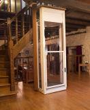Manualmente tipo elevador casero barato de la puerta de oscilación