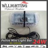 24W LEIDENE van het Voertuig van de noodsituatie MiniLightbar