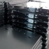Ящик наличных дег ABS с ключевым замком 3-Position обеспечивает совершенно обеспеченность