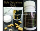 100% ursprünglicher Lida Goldschwarz-Gewicht-Verlust, der Pillen abnimmt