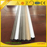 Powder Coated Anodized of profiles aluminum Aluminum for Furniture Decoration