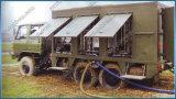 Het militaire Tactische Openlucht het Kamperen Water van de Machine van het Karretje van het Voertuig van de Apparatuur van het Systeem van de Reiniging van de Verspreiding van het Water van de gebied-Opleidende Overleving Multifunctionele