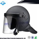 De volledige Tactische Helm van het Gezicht met Vlak Vizier