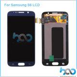 AAA отсутствие мертвого экрана касания LCD пиксела для края LCD галактики S6 Samsung
