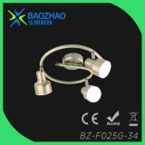 Bronzo antico, indicatore luminoso del punto di SMD LED, Metal+PC