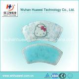 Garniture de refroidissement de refroidissement de gel de mal de tête de feuille de gel de fièvre pour l'adulte d'enfant