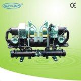 Doppelte Kompressor-Schrauben-industrieller wassergekühlter Kühler