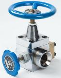 Válvula de Shutoff hidráulica de alta pressão