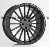 Bordas do alumínio de um mercado de acessórios de 20 polegadas; Roda da liga do carro