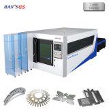 Стальной резец лазера CNC автомата для резки лазера волокна металла/металла высокого качества