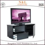 N et L modèle de luxe de Module en bois solide TV avec ISO9001 et GV