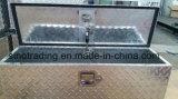 Australischer Aluminiumkontrolleur-Platten-Schlussteil-LKW-Werkzeugkasten