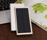 10000mAh Cargador solar portable del banco de la energía para los teléfonos móviles Cargador solar