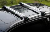 Het goedkope Dak van de Auto van de DwarsStaven van het Rek van het Aluminium 4X4