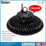 Fait dans le fournisseur de la Chine 5 ans de garantie de la qualité 130lm/W de lumière industrielle élevée 150W du compartiment DEL