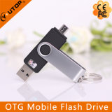 Hot giratoria OTG móvil Dual Stick USB Flash Drive ( YT- 1201/02 )