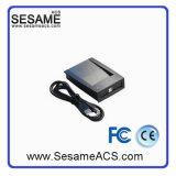 Читатель карточки удостоверения личности 125k читателя 125kHz Mf1 13.56MHz USB Desktop опционный (SR7DA)