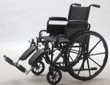 O manual de aço, Lanç-Para trás o braço, cadeira de rodas, economia (YJ-005)