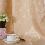 優雅な花のカーテンのジャカード停電の家具製造販売業ファブリック(04F0033)