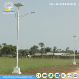 indicatore luminoso di via solare di 140lm/W-150lm/W 10W-120W LED con il comitato solare