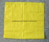 Saco tecido PP da alta qualidade para 25kg o arroz, semente, farinha