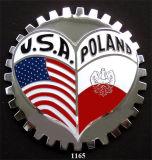 Emblemas do emblema do logotipo do carro
