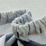 カスタマイズされたSize Comforter Setモーテルのためのブラシの綿王