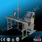 Do código pequeno contínuo industrial da tâmara do caráter de Fuluke impressora Inkjet com indicador do LCD