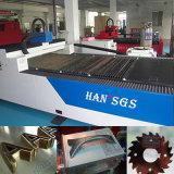 Matériaux en métal coupant le matériel de découpage de laser de machine de découpage de Machinery/CNC