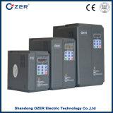 A C.A. conduz a freqüência com função PLC e 16-Velocity interna