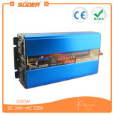 C.C. del inversor 24V 220V 2000W de Suoer al inversor de la CA (FPC-2000B)