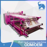 Крен для того чтобы свернуть печатную машину сублимации экрана роторного ролика автоматическую