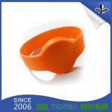 Wristbands impermeabili del silicone di RFID per la piscina